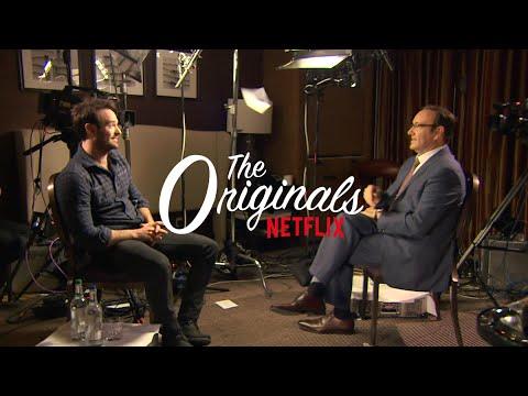 Kevin Spacey y Charlie Cox hablan de sus súper poderes