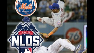 Mets Postseason highlights 2015 (part 1/3 NLDS)