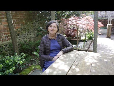 Small & Urban Garden Design Course by Annie Guilfoyle