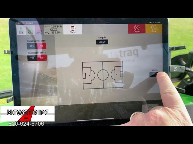 Newstripe LinerRider GPS+ - How it works