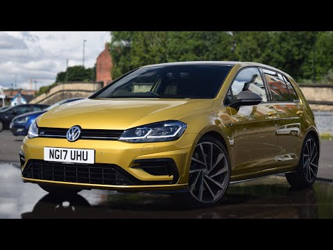 BRAND NEW VW Golf R 7.5 Facelift | Sound,...