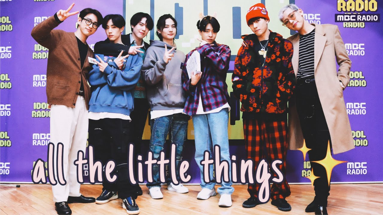 the little things by got7