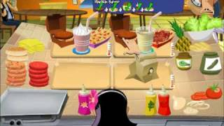 Burger Island Level 25 ~ 27