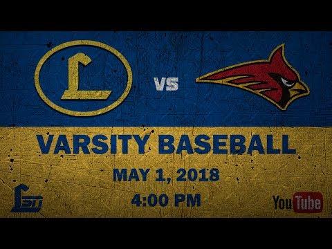 Loyola Blakefield Varsity Baseball v. Calvert Hall