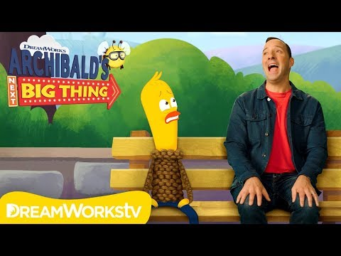 Tony Hale Brings Big Buster Energy to 'Archibald's Next Big Thing'