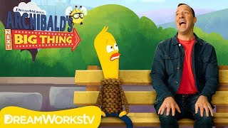 ARCHIBALD'S NEXT BIG THING | Season 1 Promo ft. Tony Hale