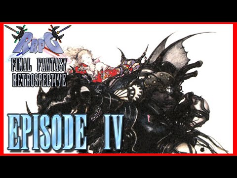 RRPG Final Fantasy Retrospective - Episode 4 (Final Fantasy VI)