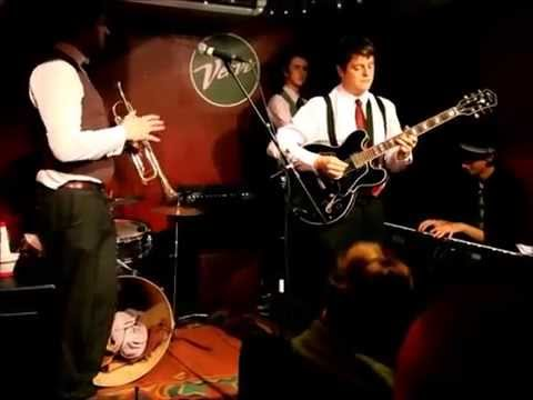 It's the Rhythm in me - Speak Easy 1920's Swing Band for Hire