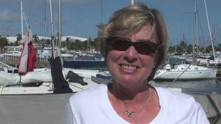 Connie Commette - Snipe Sailor - Interview