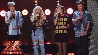 Only The Young sing Come On Eileen | Live Week 2 | The X Factor UK 2014