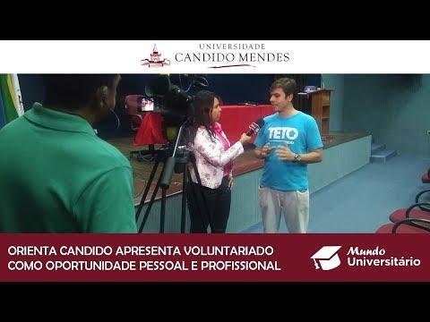O voluntariado como oportunidade pessoal e profissional