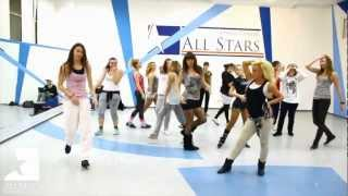 Rock me out - Rihanna. ALL STARS WORKSHOP #3 Natesha JazzFunk 26 февраля 2012