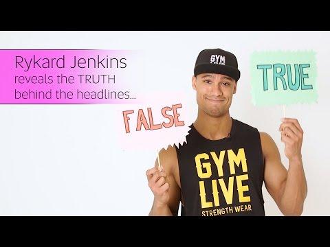 Love Island's Rykard Jenkins reveals the TRUTH behind the headlines...