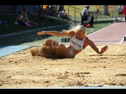 Women's Long Jump - 2015 Canberra Track Classic