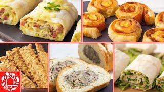 5 ЗАКУСОК для Пикника! Быстрые рецепты