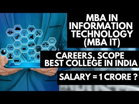 MBA in Information Technology in Hindi | MBA IT | MBA IT Management | Salary of MBA IT in INDIA