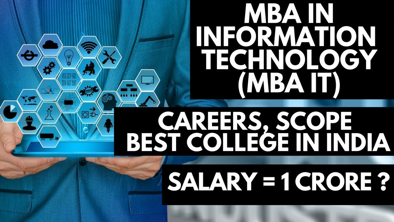 Information Technology Management: MBA In Information Technology In Hindi