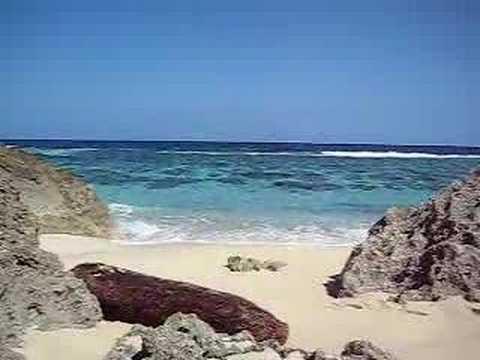 与那国島の6畳ビーチ