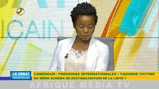 DEBAT PANAFRICAIN DU 27 MAI 2018 PARTIE 2