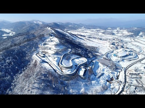 The Buildings of the Winter Olympics: PyeongChang 2018 | The B1M