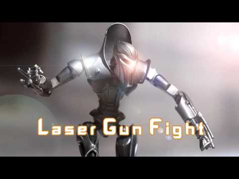 Laser Gun Fight -- Drum and Bass/Suspense -- Royalty Free Music