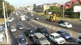 ДТП на ул Красных Партизан и на ул 2 я Линия 18 09 2017