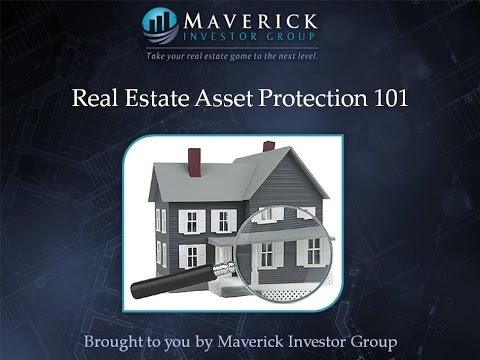 Real Estate Asset Protection 101, with Megan Hughes