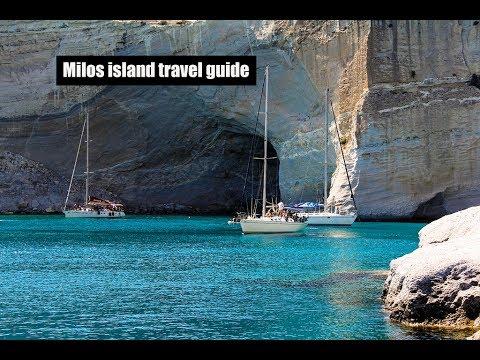 MILOS ISLAND TRAVEL GUIDE | GREEK ISLAND