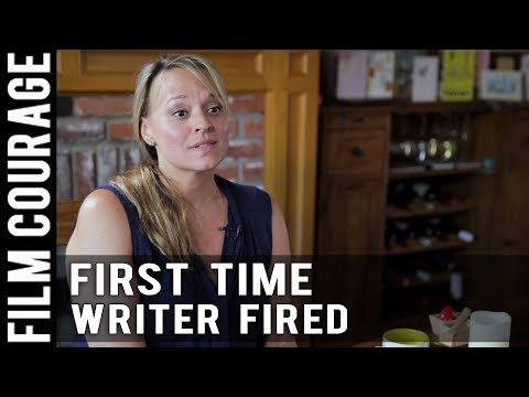3 Reasons Why A First Time Screenwriter Is Fired Off An Assignment by Christine Conradt