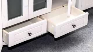 АСБ Мебель Флоренция Витраж(Мебель для ванной комнаты из массива ясеня Флоренция Витраж 85 http://asbmebel.ru/shop/folder/mebel-dlya-vannoy-komnaty-florencia-vitrag-85., 2015-05-26T19:16:49.000Z)