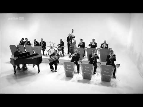 Andrej Hermlin & his Swing Dance Orchestra Story of Jazz - Trailer