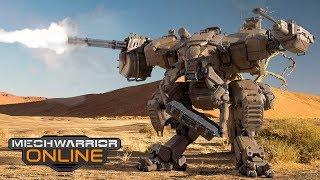 MECHWARRIOR Online | Боевые роботы #6