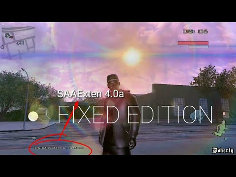Gta Sa Android Mod Saaexten  A Fixed Edition