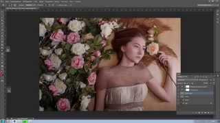 Обработка фото в фотошоп