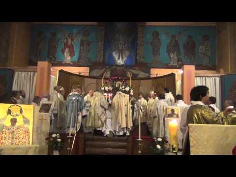 Sacre du père Jean-Louis Guillaud qui devient Monseigneur Benoît - Paris le 31.01.2016 (0200)