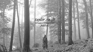 Taylor Swift - Folklore (Full Album) [Acoustic Versions)