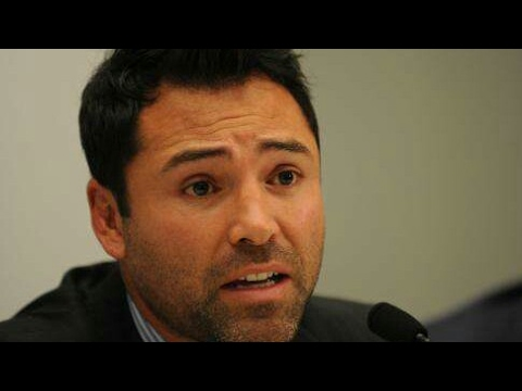 Dela Hoya reacts to the Golovkin-Jacobs decision and talks Canelo vs Golovkin