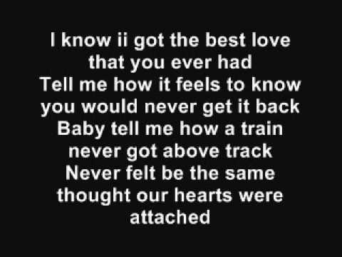 Trey Songz - Unfortunate (Lyrics)