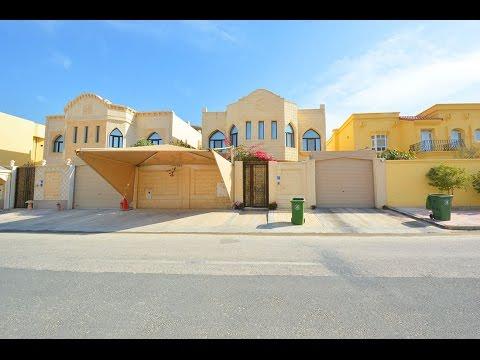 Villa for Rent at West Bay Al Dafna Doha Qatar - Ref #4592 By Property Hunter