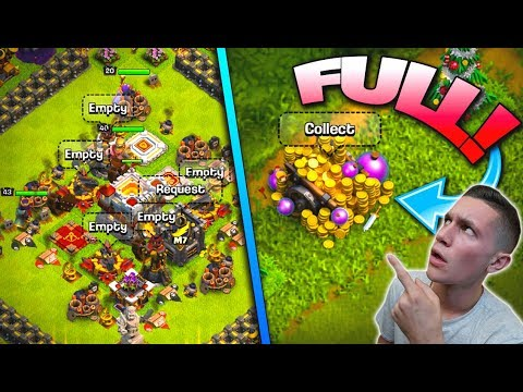 THIS IS WHAT HAPPENS WHEN YOU DON'T LOG IN FOR OVER 2 MONTHS... (Clash of Clans)