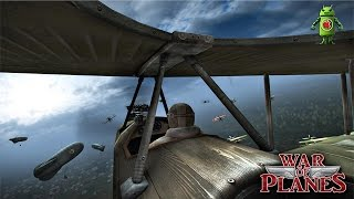 Sky Baron: War of Planes (iOS/Android) Gameplay HD