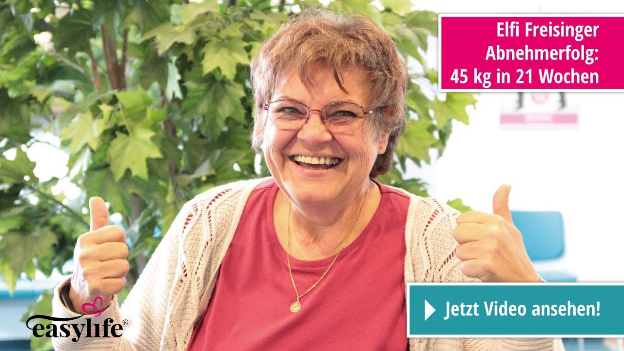 45 Kilo in 21 Wochen abgenommen! Meine Erfahrungen mit