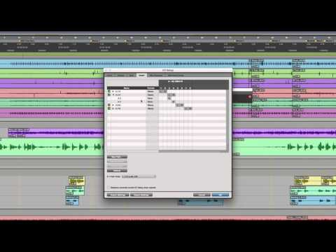 How to use outboard hardware in Pro Tools