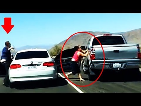 CAR CRASH EPIC FAILS 36 EXAMPLES OF PEDESTRIANS WITH LOW IQ Compilation 2017