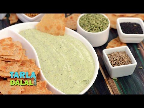 Achar Dip, Achari Dip by Tarla Dalal