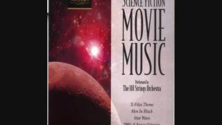 X-Files Theme - Science Fiction Movie Music - 101 Strings Orchestra