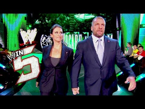 WWE in 5 - Week of November 18, 2013