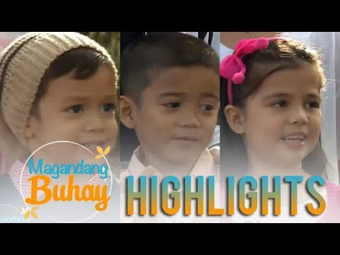 Magandang Buhay: Pele, Carlo, Xia, Carmela and Awra share the reason for their sadness