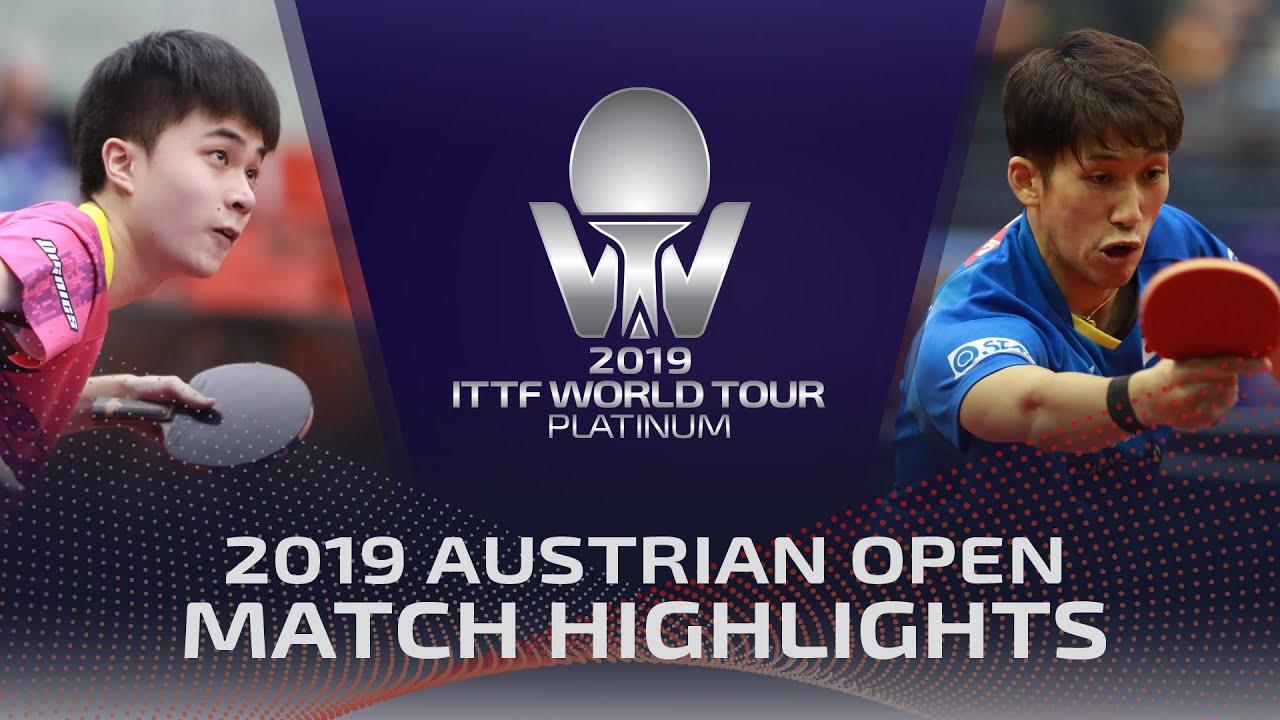 Download Lin Yun-Ju vs Maharu Yoshimura   2019 ITTF Austrian Open Highlights (R32)