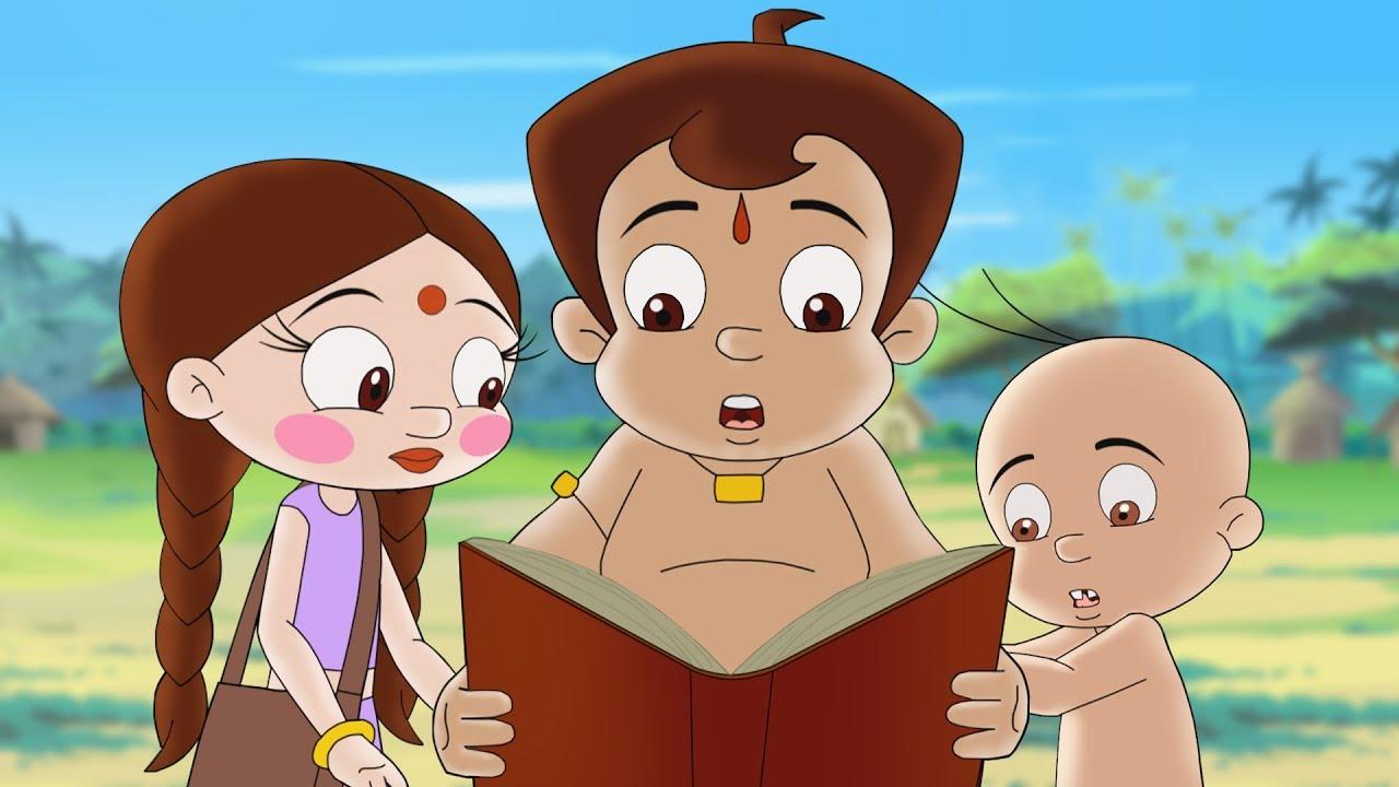 Download Chhota Bheem - Karamati Kitab